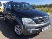 SALE! Bargain Kia Sorento, big 4x4 diesel, top spec, years MOT ready to go