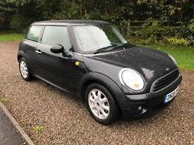 Mini Cooper 1.4 Petrol 2008 new mot & oil service DEBIT/CREDIT CARDS ACCEPTED
