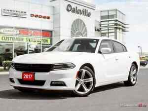 2017 Dodge Charger | NAV | SUNROOF | REMOTE START | HEATED LTHER