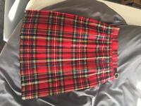 Girls quilt/skirt
