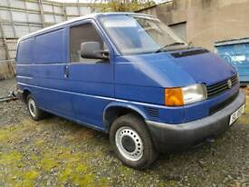 2000 VOLKSWAGEN TRANSPORTER 2.4 D ####REPAIR OR PARTS###