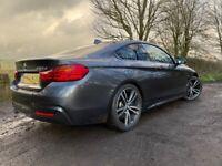 BMW, 430d, M Sport, Coupe, 2014, Automatic, 3L, 2 doors, Grey