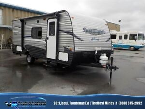 2018 Keystone RV SUMMERLAND 1850RL