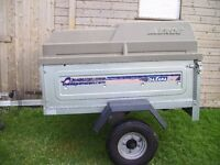 tipping trailer 4 by 3