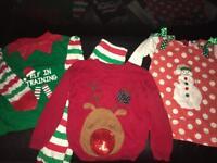 Girls Christmas bundle 3-4 yrs