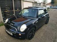 CHEAP MINI COOPER S 1.6 SUPERCHARGED FOR QUICK SALE