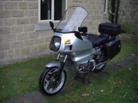 BMW R80RT £3495 ono Just 27384 miles from new,original tool kit full luggage set, in nice condition.