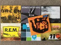 R.E.M. CD + DVD-A Collection. (7 Albums, 14 Discs)