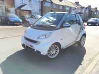 Smart Fortwo 1.0 Passion Cabrio, Leather Seats, FULL Smart Dealer History, HPI Clear