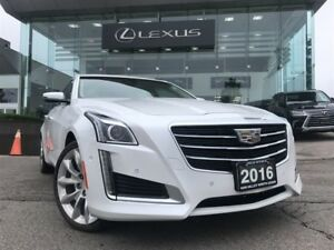 2016 Cadillac CTS Premium Collection AWD Navigation Backup CAM