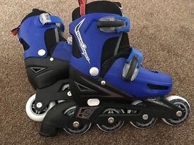 Kids roller blades