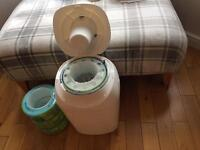 Tommee tippee nappy bin with cassette liners