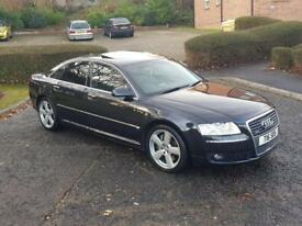 2005 AUDI A8 4.0 V8 TDI TWIN TURBO SPORT QUATTRO AUTO FULLY LOADED