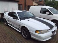 FORD MUSTANG GT 5 LITRE V8