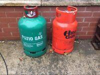 Large gas bottle - 11kg