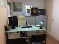 Spacious Office Desk Space in Green Street, Next To Upton Park Station, Only £400pm