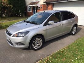 Ford Focus 1.6 Titanium Top Spec Very Good Condition