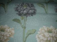WANTED Laura Ashley Ruskin duck Egg fabric 5 metre length