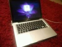 Macbook pro 2008. Unibody core2duo. Warranty