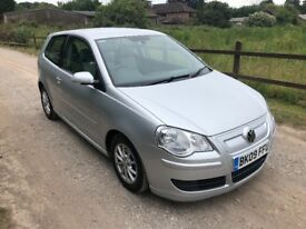 VOLKSWAGEN POLO BLUEMOTION (FREE ROAD TAX!)