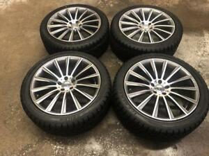 20 Mercedes Wheels and Winter Tire Package (Mercedes SUVs) Calgary Alberta Preview
