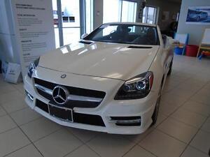 2012 Mercedes-Benz SLK-Class Base