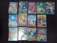 Bundle of children's DVD's VGC