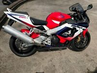 Honda CBR900RR-Y Model Fireblade Low Miles Very original