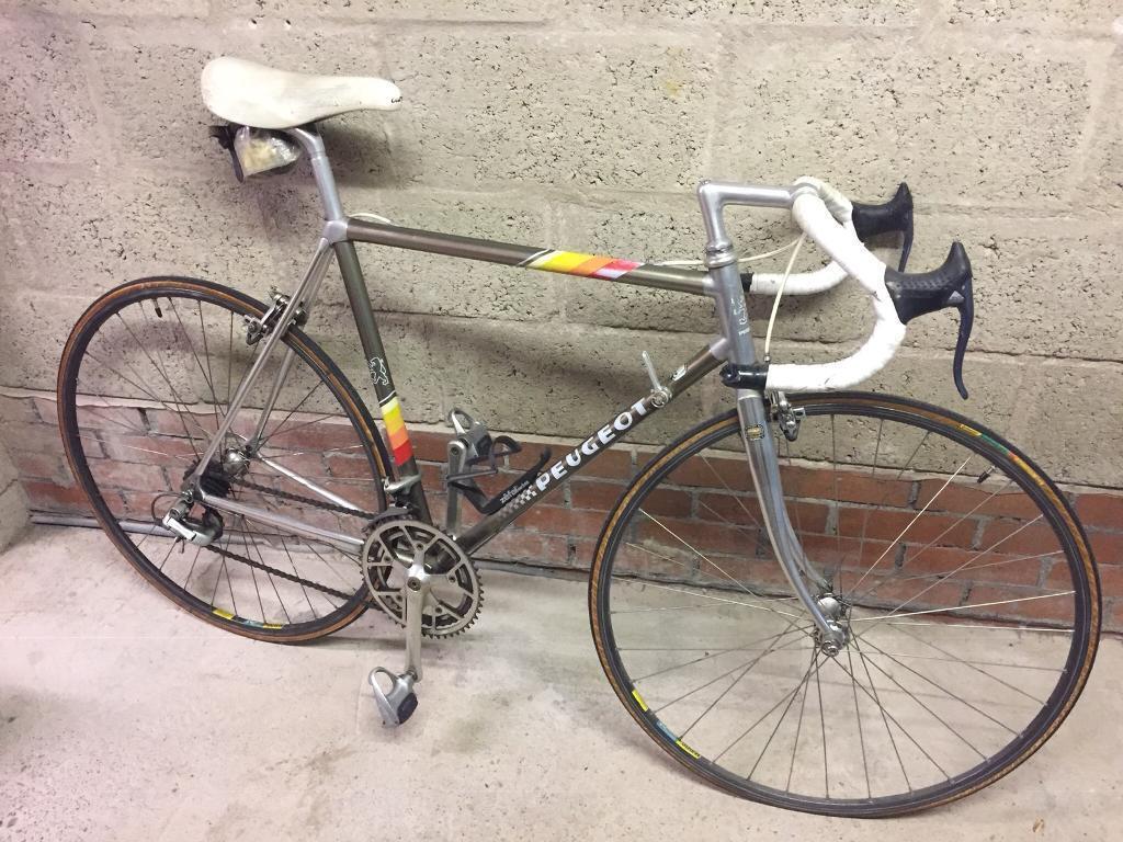 vitus 979 / peugeot vintage bike | in dundee | gumtree