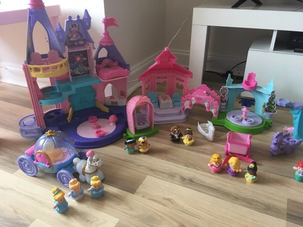 little people princess castle - HD1024×768