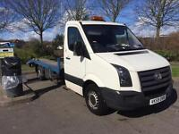2010 Volkswagen Crafter Recovery Truck 2.5 Turbo Diesel