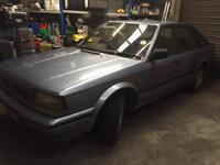 1990 Nissan Bluebird LX 2L diesel