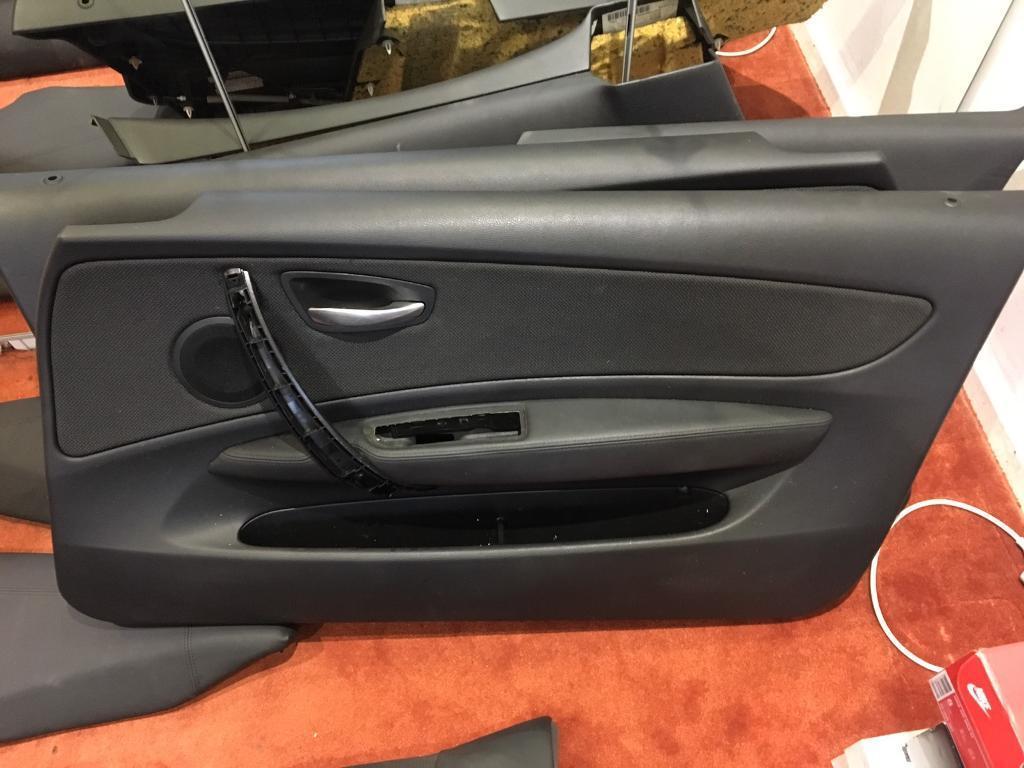 BMW 1 Series Interior E81 M Sport