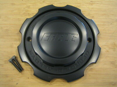 Eagle Offroad Alloys 069 Flat Black Wheel Rim Center Cap 3256 MADE IN KOREA