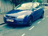 Ford Focus 1.6 tdci diesel 2007 year new mot perfect condition