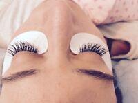 Individual eyelash extensions mobile