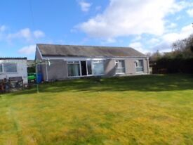 Modern fully furnished double room, share 3 bedroom detached bungalow.