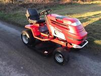 Countax D18-50 diesel ride on mower ( delivery available )