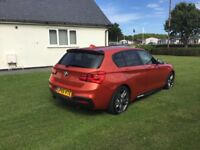 May p/x new shape 2016 BMW 135i 5door cat d repaired car like new