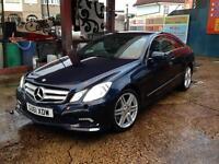Mercedes-Benz E220 SPT CDI BLUEEFI-CY A