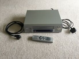 Aiwa FX7700 Video Player For Sale, with Indiana Jones and Star Wars Video Trilogies