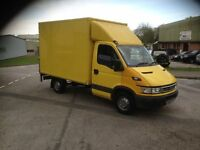 IVECO DAILY 35C12 BOX VAN MWB 2005. 1 OWNER FROM NEW mls 157705 TAIL LIFT