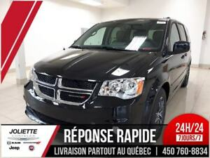 2017 Dodge Grand Caravan SXT Premium Plus, BLUETOOTH, ENS REMORQ