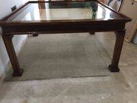 Beautiful Barker & Stonehouse Square Coffee Table