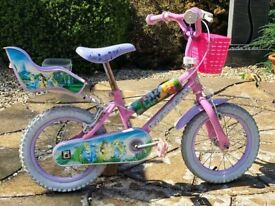 Childs princess Bicycle