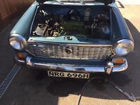 Austin 1100 classic