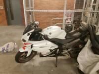 Yamaha r125 2008