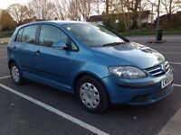 Volkswagen Golf Plus 1.9 TDI Diesel With Full Service History and Long MOT