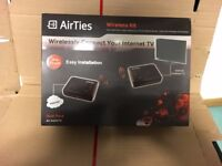 AirTies 4420 Wireless Internet TV Connection Kit HD Streaming & Media Server