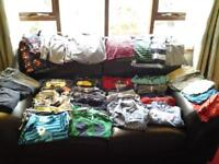 Bundle of boys clothes age 3-4